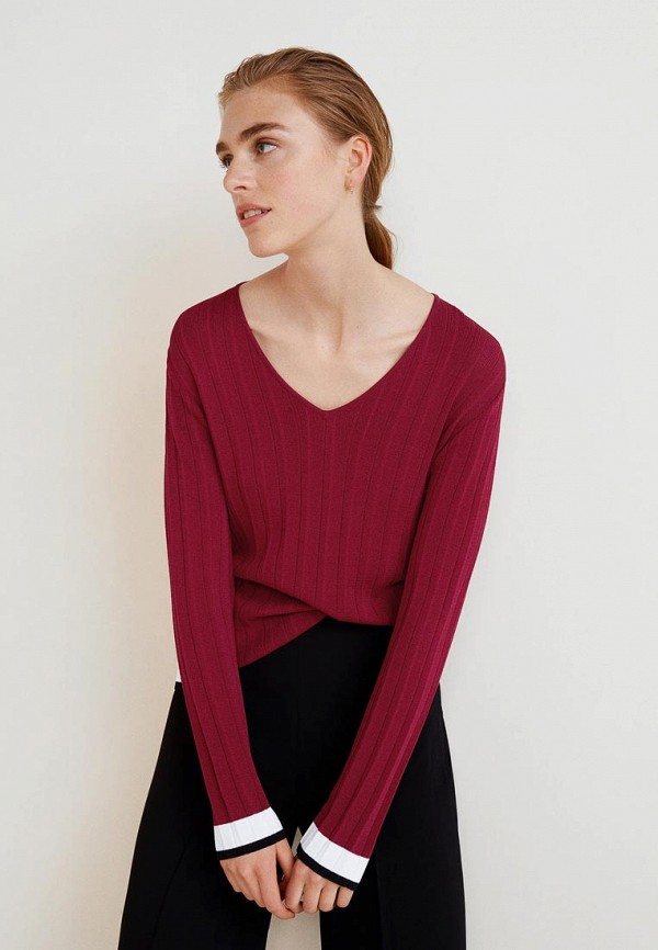 Пуловер Mango Mango MA002EWCGJM0 пуловер klingel цвет красный