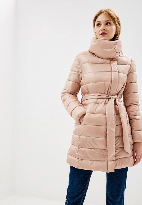 Купить Куртка утепленная Mango, - MARAIS-S, ma002ewcgjo2, розовый, Осень-зима 2018/2019