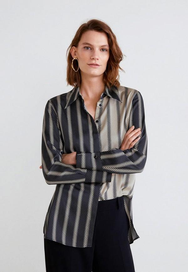Купить Блуза Mango, - BICO, MA002EWCGJR9, черный, Осень-зима 2018/2019
