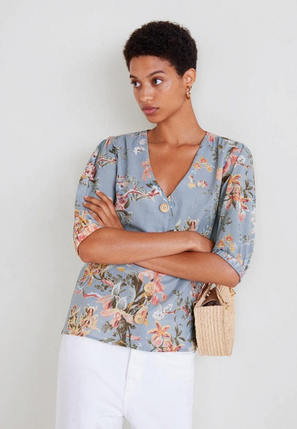 Блуза Mango Mango MA002EWCIMB6 блуза mango mango ma002ewdilr5