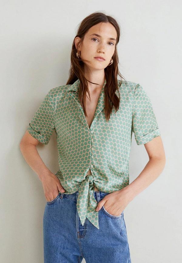 Блуза Mango Mango MA002EWCMFB3 блуза mango mango ma002ewcthp3