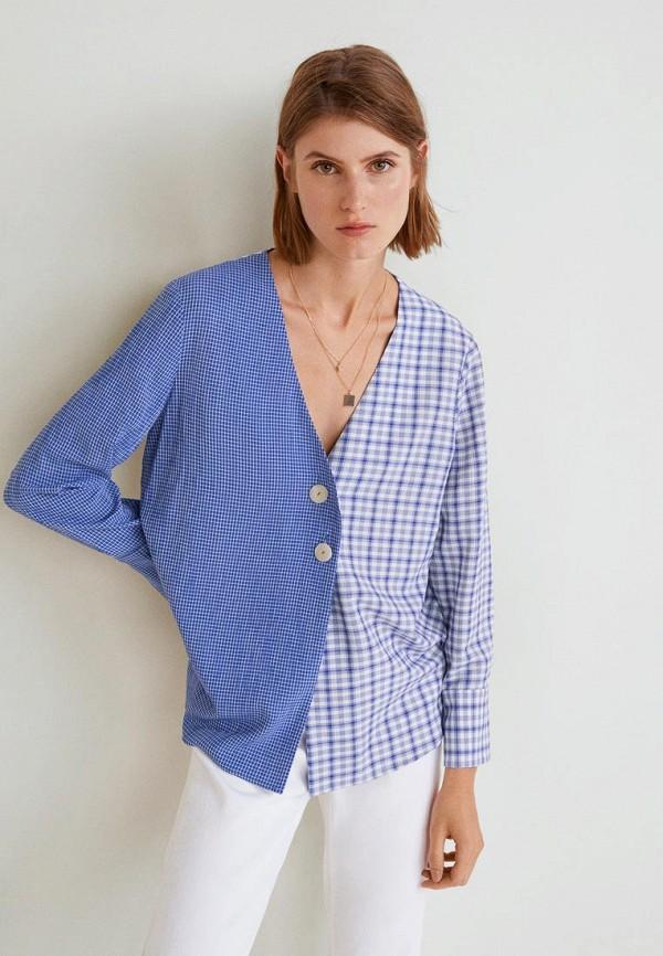 Блуза Mango Mango MA002EWCMFC4 блуза mango mango ma002ewdilr5