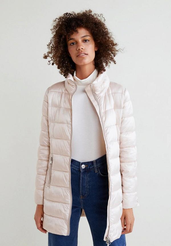 Купить Куртка утепленная Mango, - BLANLONG, MA002EWCMFH8, бежевый, Осень-зима 2018/2019