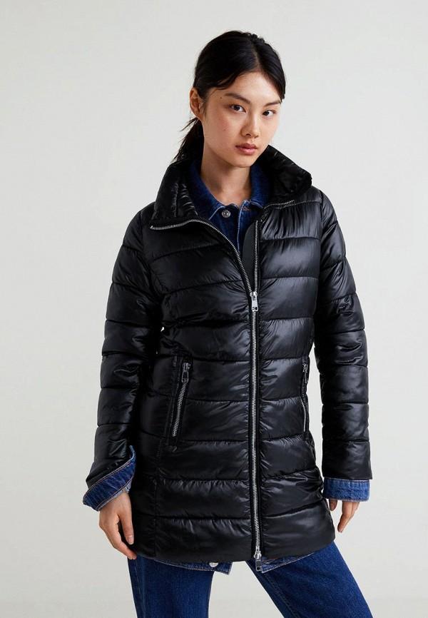 Купить Куртка утепленная Mango, - BLANLONG, MA002EWCMFL8, разноцветный, Осень-зима 2018/2019
