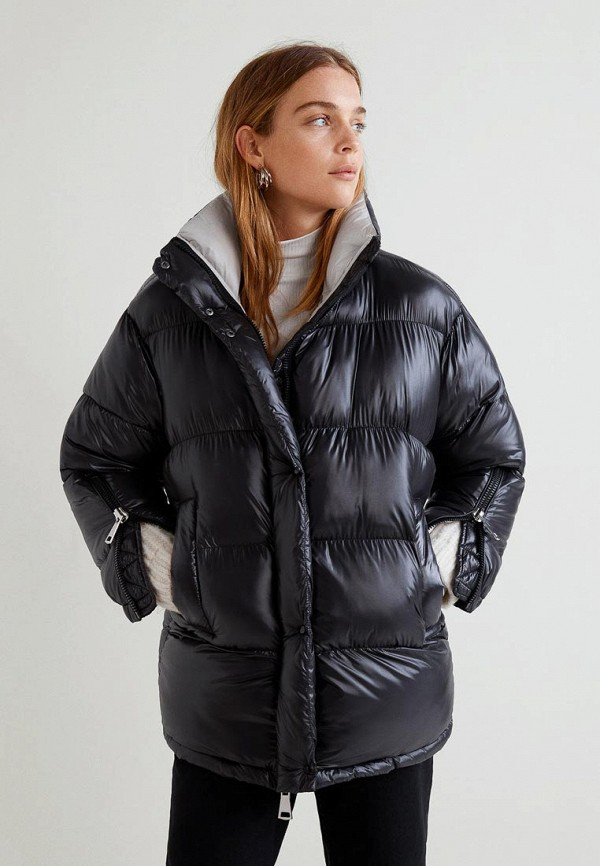 Купить Куртка утепленная Mango, - BIC, ma002ewcmfn3, черный, Осень-зима 2018/2019