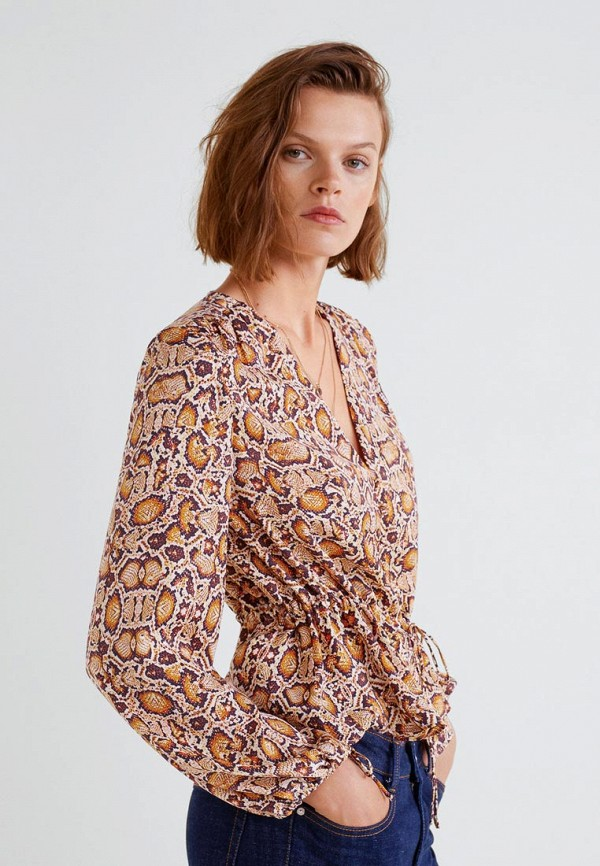 Блуза Mango Mango MA002EWCOBN0 блуза mango mango ma002ewzzj03