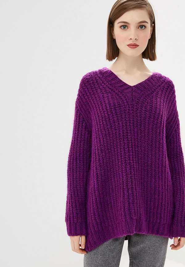 Купить Пуловер Mango, - VARENKA, ma002ewcolv5, фиолетовый, Осень-зима 2018/2019