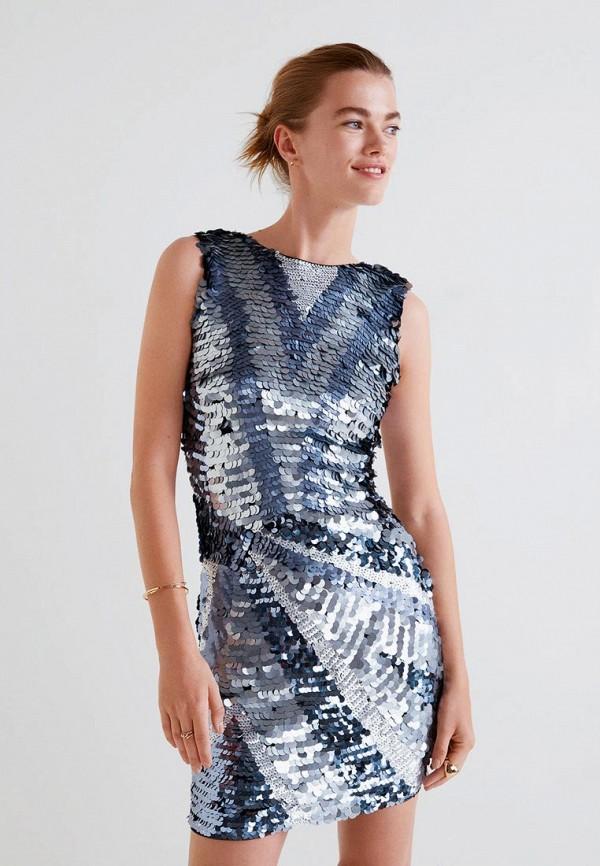 Платье Mango Mango MA002EWCQNT6 цена 2017