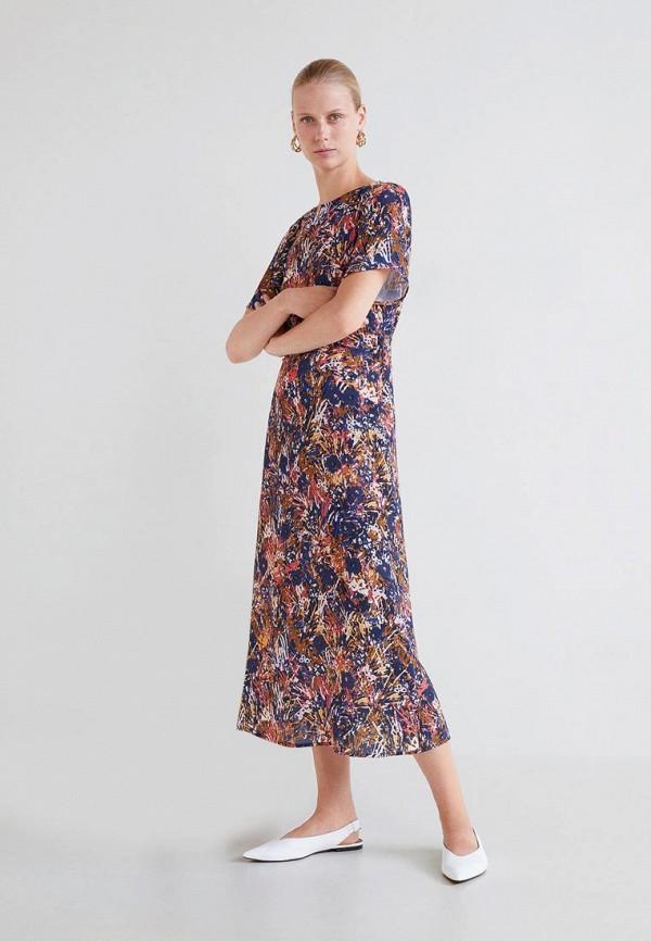 Платье Mango Mango MA002EWCQPV2 цена 2017