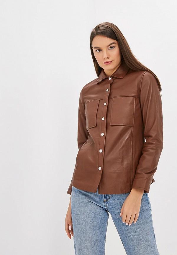 Купить Куртка Mango, - MARA, ma002ewcqqw4, коричневый, Осень-зима 2018/2019
