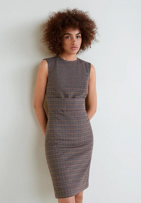 Платье Mango Mango MA002EWCSLP1 цена 2017
