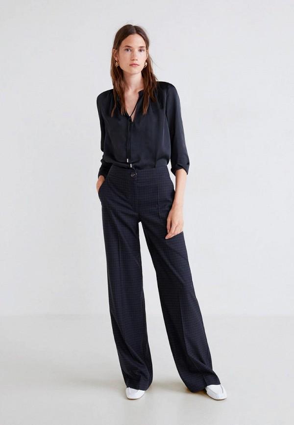 Купить Блуза Mango, - CORDON, MA002EWCTJY4, черный, Осень-зима 2018/2019