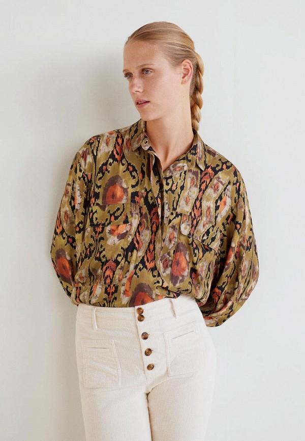 Блуза Mango Mango MA002EWDAKS1 блуза mango блуза