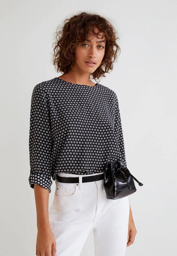 Купить Блуза Mango, - NANCY, ma002ewdaku7, черный, Осень-зима 2018/2019
