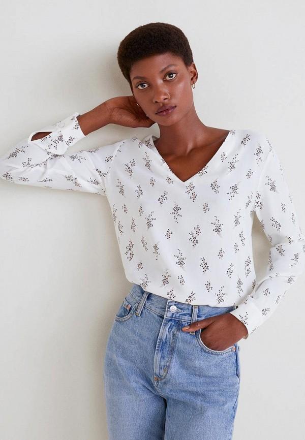 Блуза Mango Mango MA002EWDILA3 блуза mango блуза