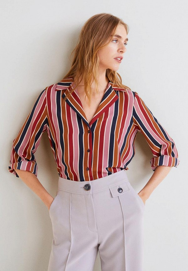 Блуза Mango Mango MA002EWDILW2 блуза mango mango ma002ewdilr5