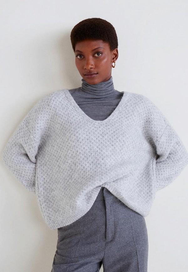 Пуловер Mango Mango MA002EWDXWZ1 пуловер mango mango ma002ewzsd61