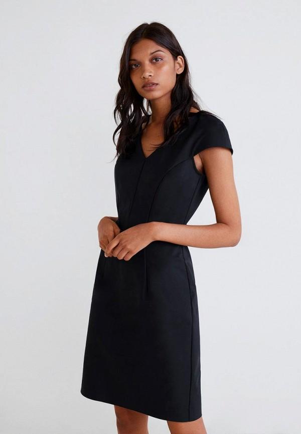 Платье Mango Mango MA002EWDXXT0 mango платье mango 51035597 99 черный