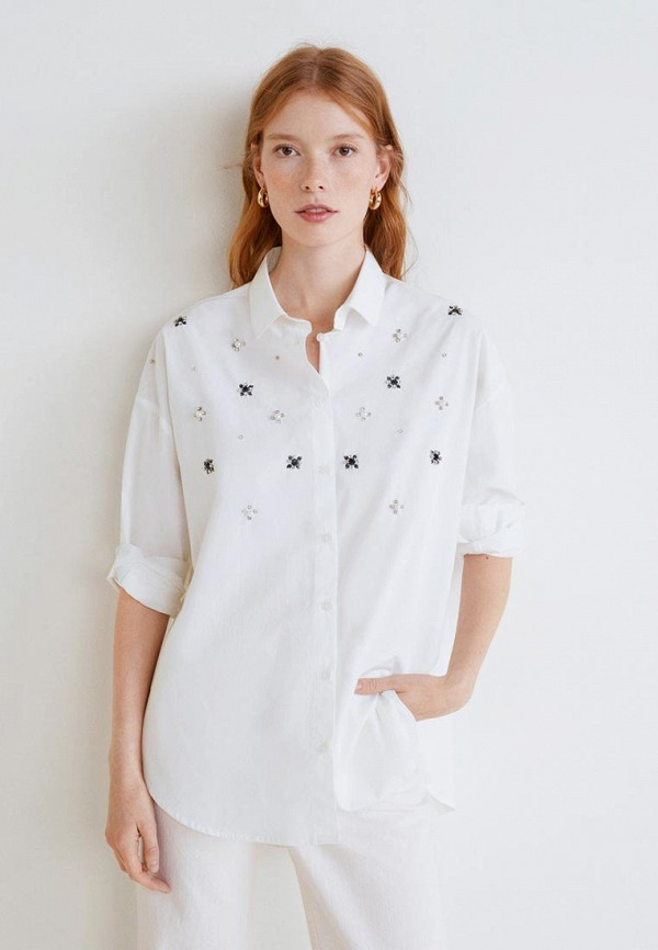 цены на Блуза Mango Mango MA002EWEBZU9  в интернет-магазинах