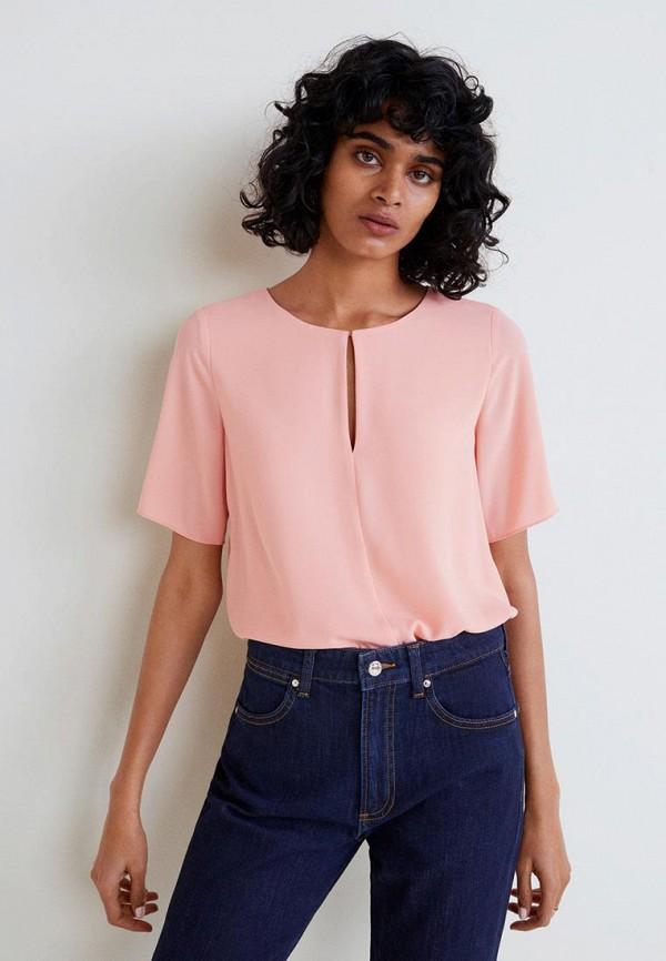 Блуза Mango Mango MA002EWEBZY8 блуза mango блуза