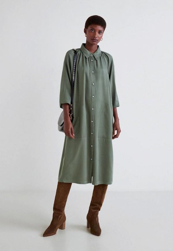 Платья-рубашки Mango