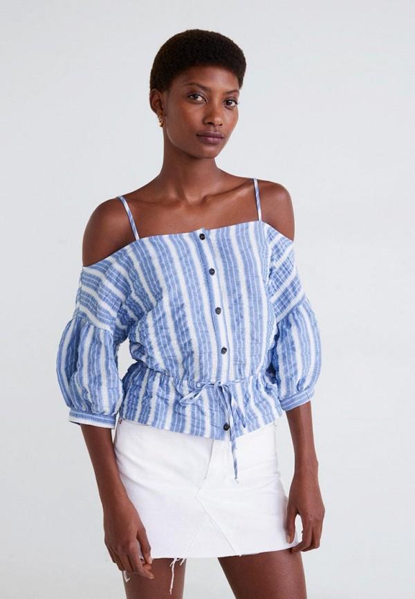 Фото - Блуза Mango Mango MA002EWECAC4 блуза mango mango ma002ewzsd49