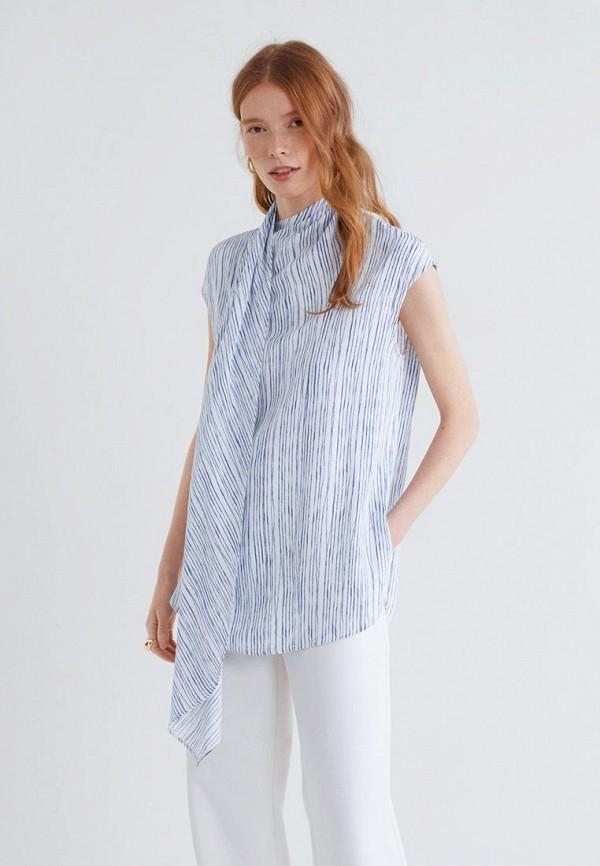 Блуза Mango Mango MA002EWECAD4 блуза mango блуза