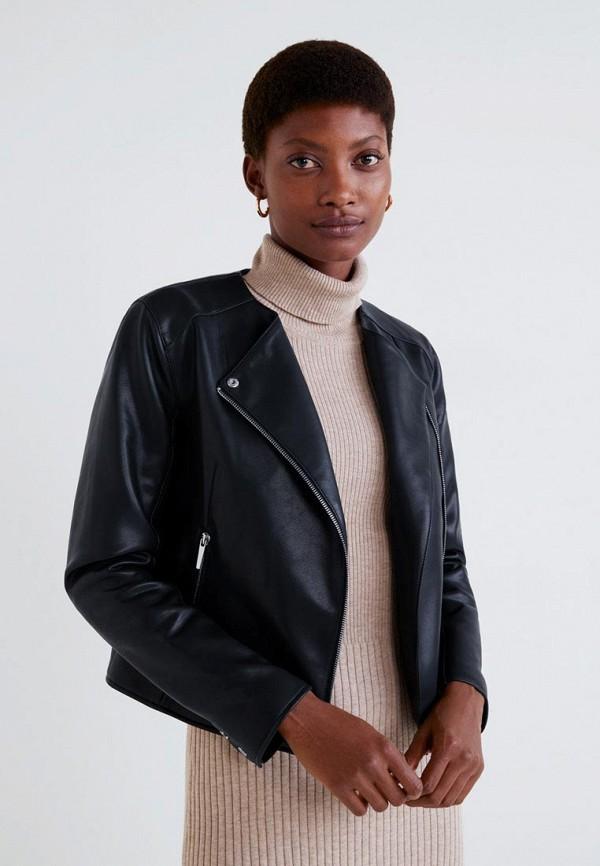Куртка кожаная Mango Mango MA002EWECAR6 куртка mango куртка
