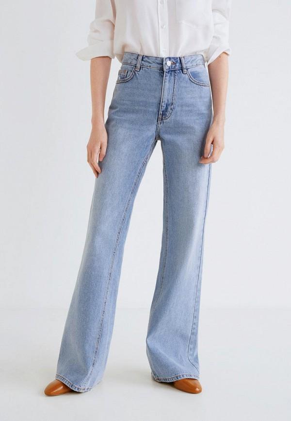 Широкие и расклешенные джинсы Mango