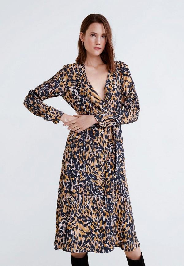 Платье Mango Mango MA002EWEIJZ9 водолазка mango mango ma002ewdkdu7