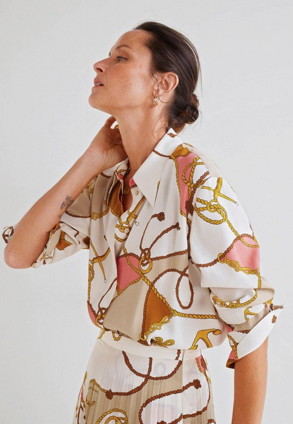 Блуза Mango Mango MA002EWEILI7 блуза mango mango ma002ewbqyi4