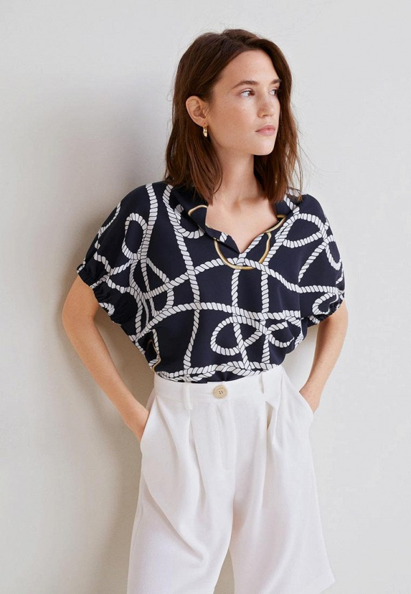 Блуза Mango Mango MA002EWELHS2 блуза mango блуза