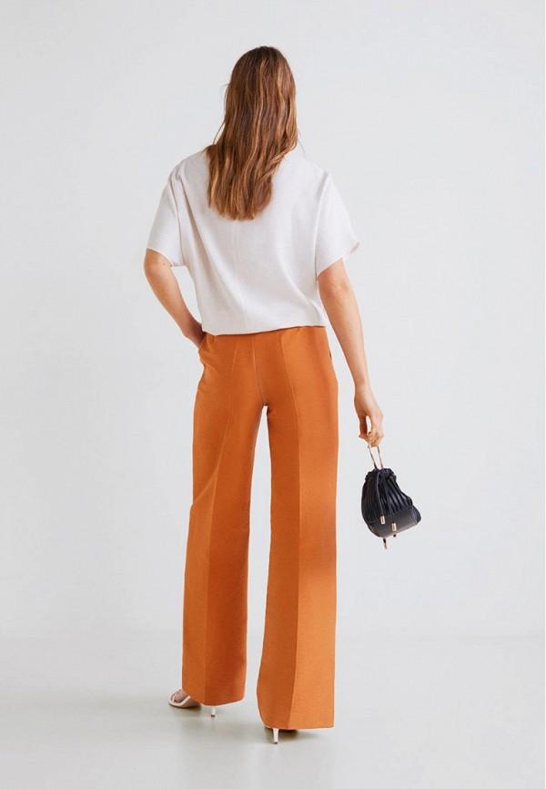 Фото 3 - женскую блузку Mango белого цвета