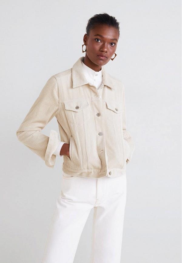 Куртка джинсовая Mango Mango MA002EWEMMM7