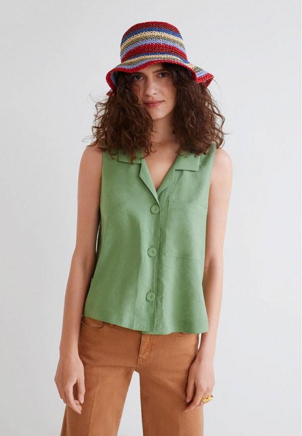 Блуза Mango Mango MA002EWEMMP2 блуза mango блуза