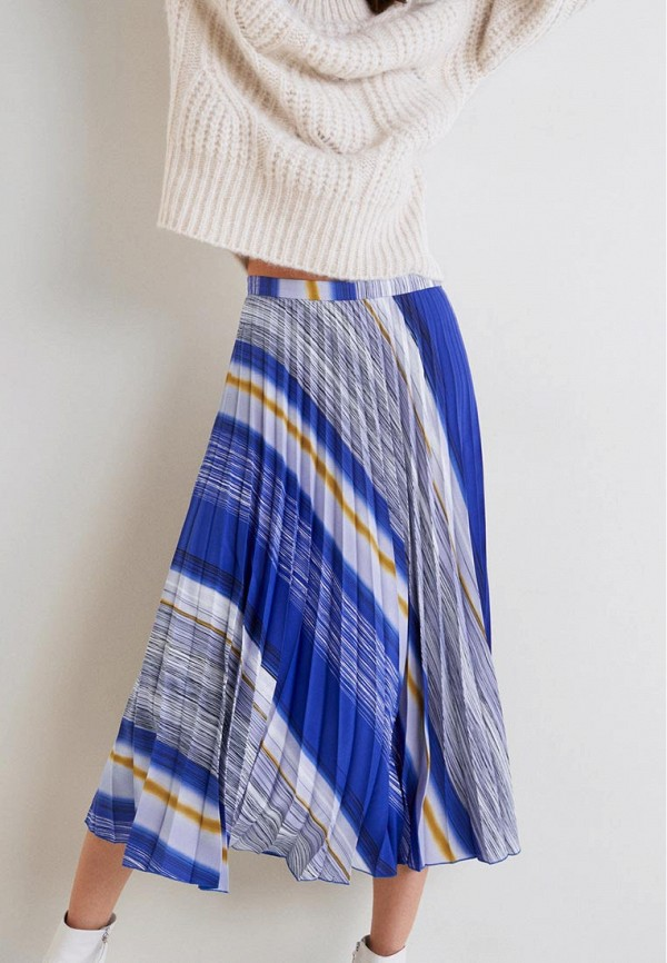 Плиссированные юбки Mango