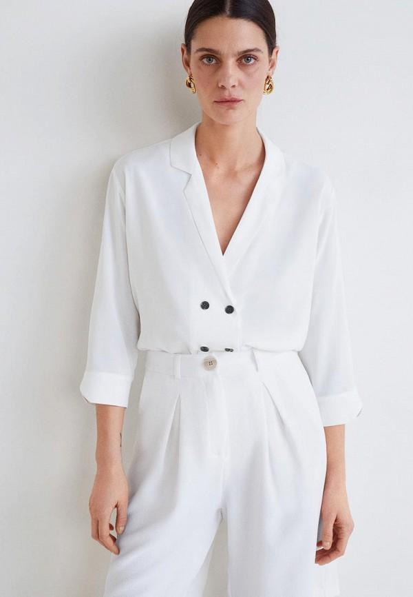 Блузы с длинным рукавом Mango