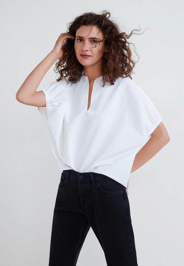 Блуза Mango Mango MA002EWEQRE4 блуза mango блуза