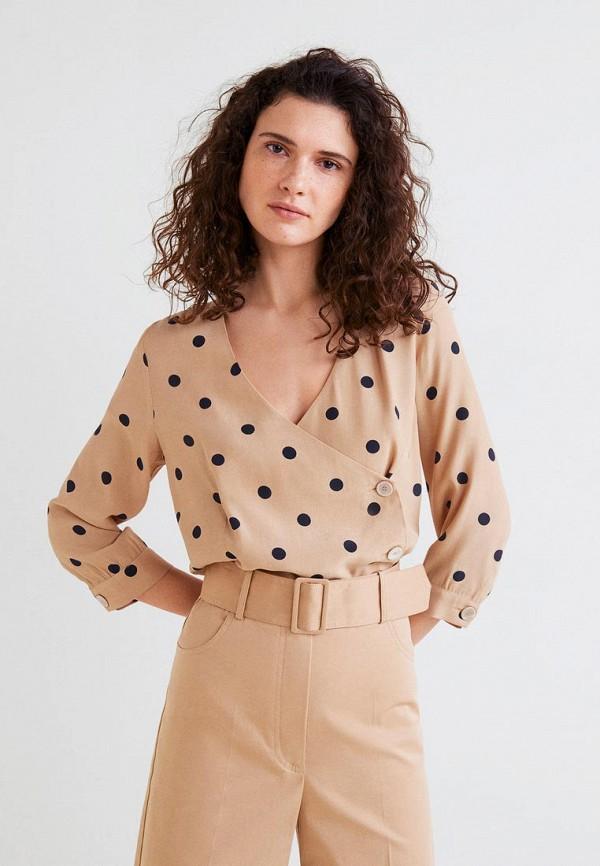 Блуза Mango Mango MA002EWEUDG4 блуза mango mango ma002ewecbp2