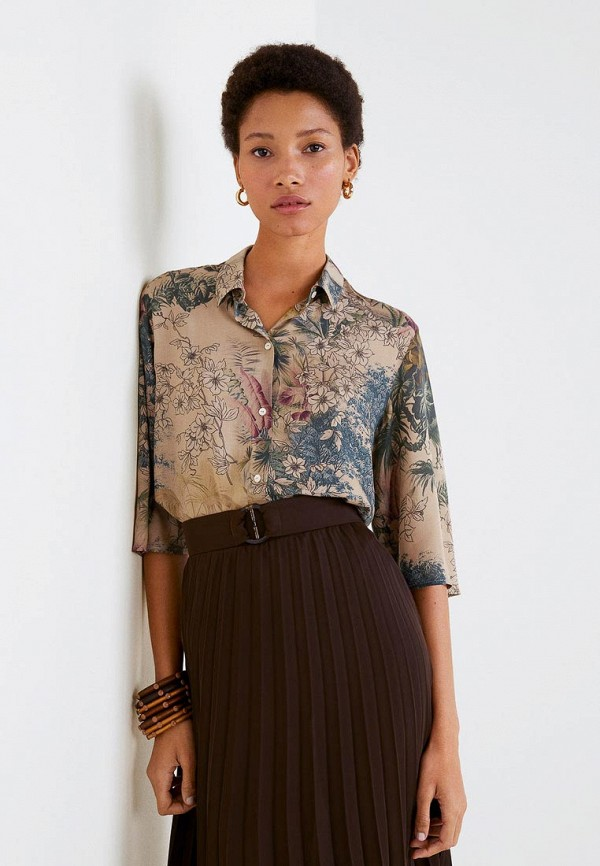Блуза Mango Mango MA002EWEUDH2