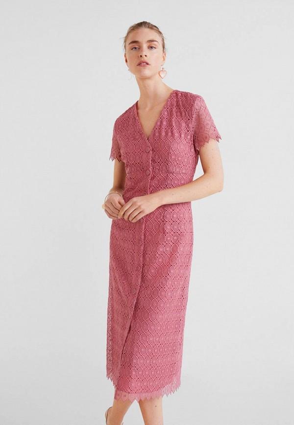 купить Платье Mango Mango MA002EWEUFO1 по цене 4999 рублей