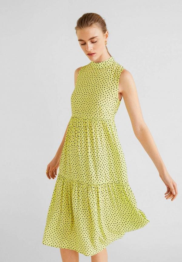 Платье Mango Mango MA002EWEUNE6 водолазка mango mango ma002ewdkdu7
