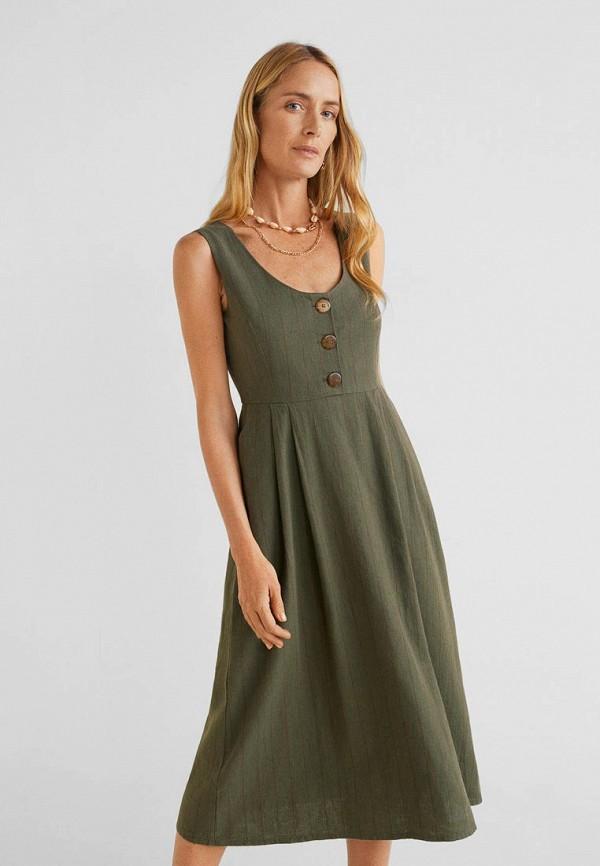 купить Платье Mango Mango MA002EWEUNH3 по цене 2999 рублей
