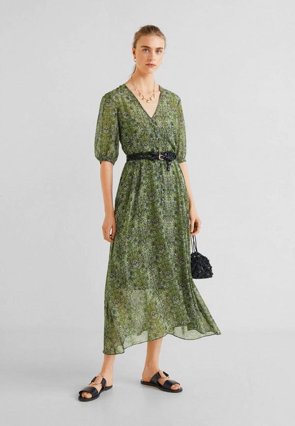 Платье Mango Mango MA002EWEUNJ1 недорго, оригинальная цена
