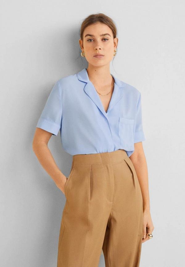Блузы с коротким рукавом Mango