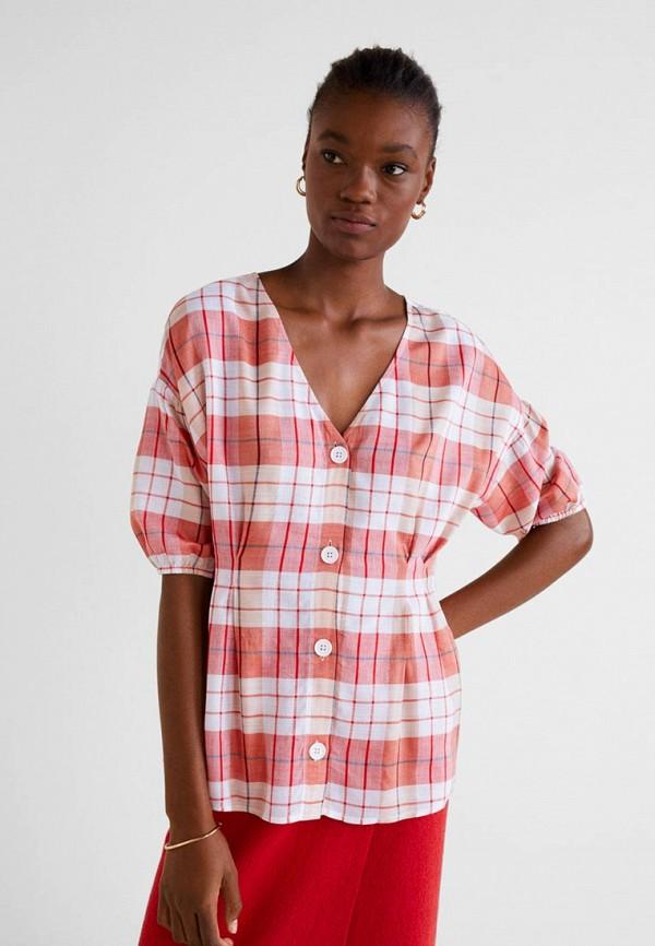 Блуза Mango Mango MA002EWEUOW0 блуза mango mango ma002ewafmd2