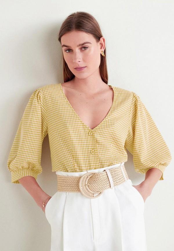 Блуза Mango Mango MA002EWEWKP9 блуза mango mango ma002ewfegt2