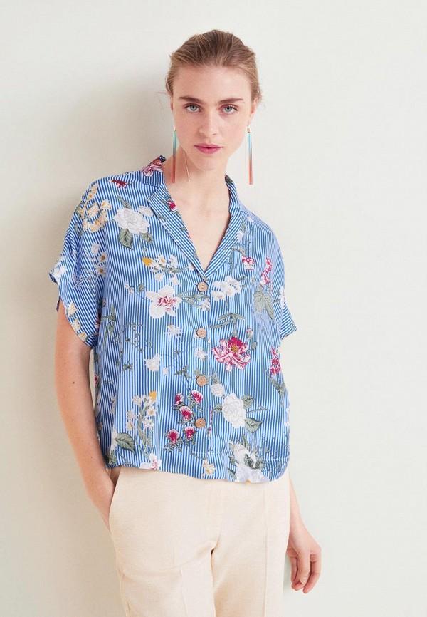 Блуза Mango Mango MA002EWEWKS1 блуза mango mango ma002ewdimr6