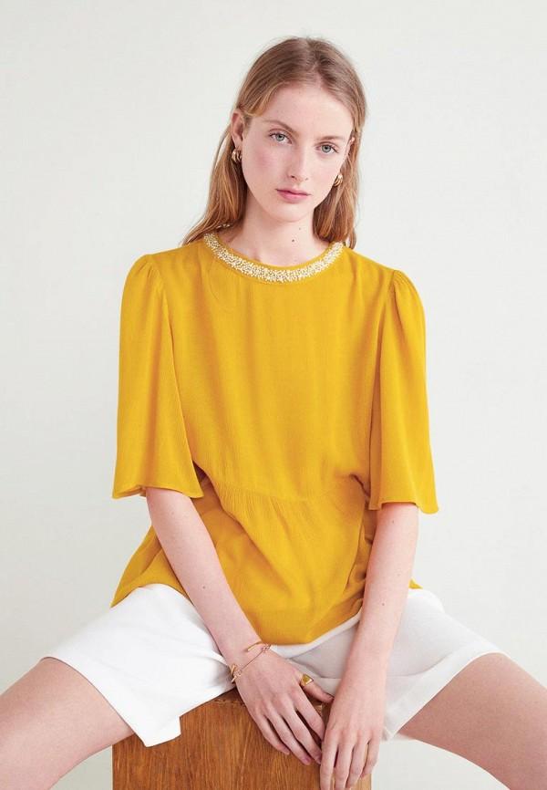 Блуза Mango Mango MA002EWEWNV7 блуза mango mango ma002ewfegt2