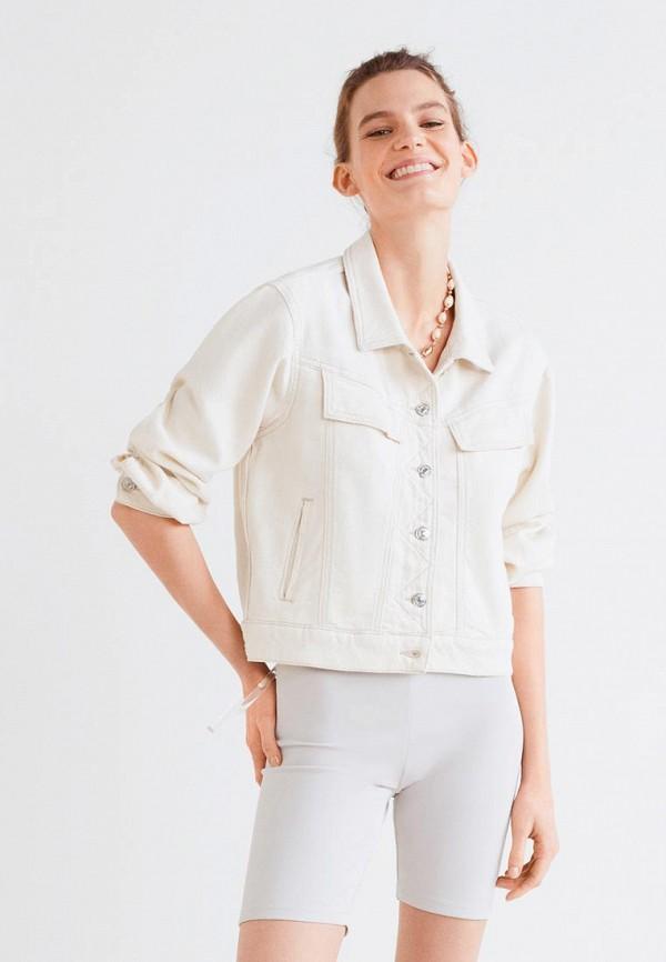 Куртка джинсовая Mango Mango MA002EWEYPR3